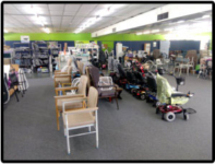 Disability Shops - CQ Mobility